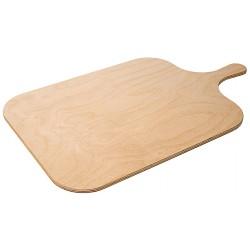 Planche en bois avec poignée