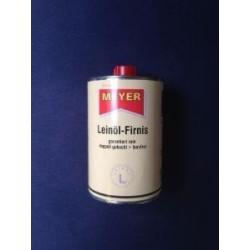 Huile de lin - 1 litre
